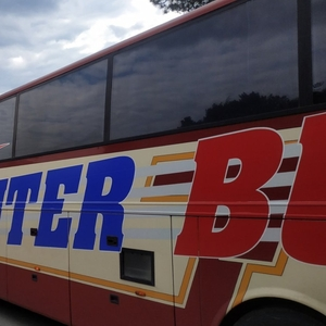Купить билеты на автобус в Крым по маршруту Стаханов-Ялта «Интербус»