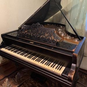 Продам рояль 1913 года , Я. Бекер