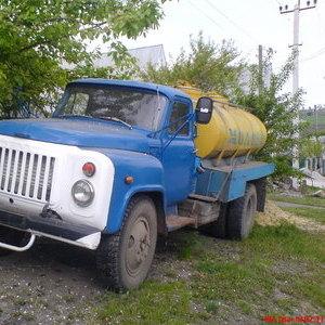 Г-5312 молоковоз
