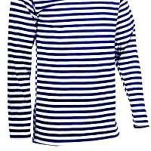 тельняшка морская майка футболка головные уборы бескозырка капитанка п