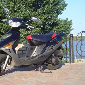 Продам Мопед Suzuki Vekstar