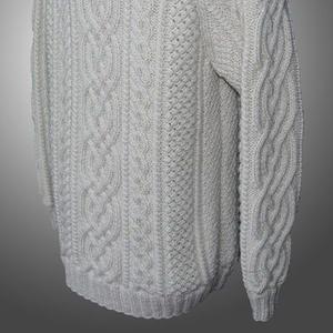 Готовь теплый свитер с лета!