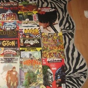 Продажа комиксов по Украине