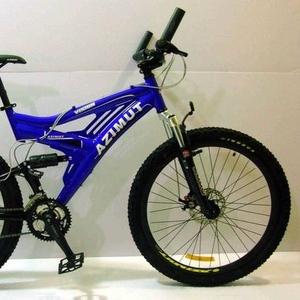 Продам горный алюминиевый велосипед VISION 26