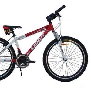 Продам горный алюминиевый велосипед Azimut 26 M7012 A+.