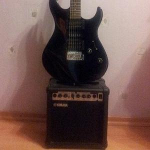 Гитарный набор Yamaha ERG121 GPII BLK