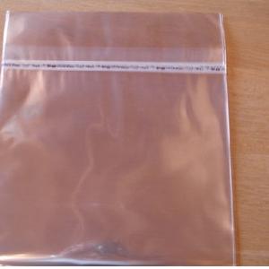 Полипропиленовые пакеты с липкой лентой больших размеров