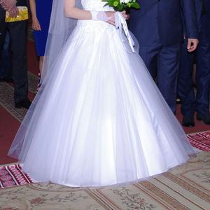 Продам самое очаровательное свадебное платье!