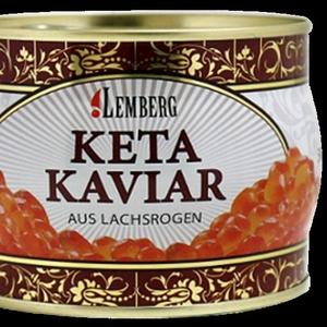 Предлагаю икру Lemberg (Лемберг) красную Горбуша,  Кета