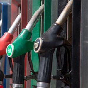 Дизельное топливо и бензин