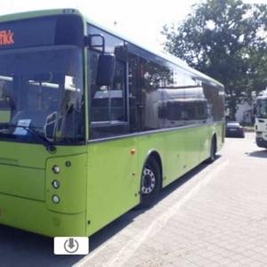 Продам городские автобусы Volvo B7R с Норвегии