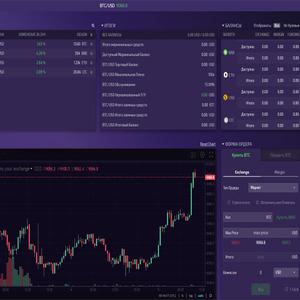 Криптовалютная биржа под ключ