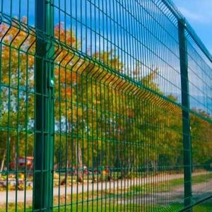 Забор из сварной сетки,  3D забор,  калитки,  ворота.