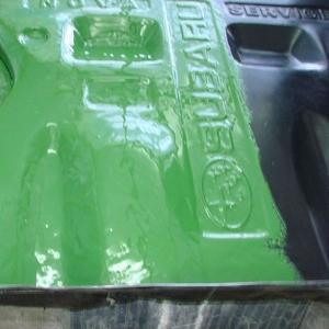 Защита двигателя с стекловолокна для Мitsubishi Rally Art Evo 9 Evo10