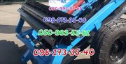 Новий подрібнювач каток КЗК-6-04 рублячий  (мульчірователь)